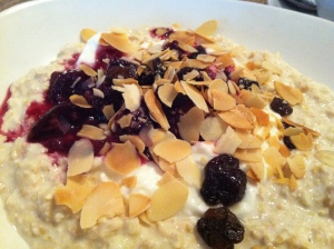 Bircher muesli, The European