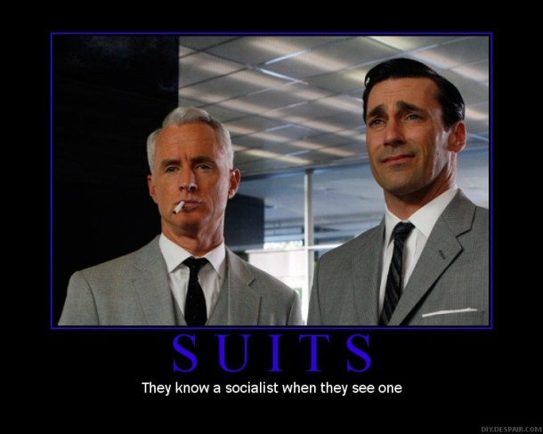 Mad men demotivational